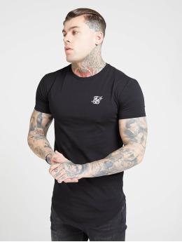 Sik Silk T-paidat Core Gym musta