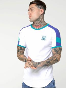 Sik Silk T-shirt Shelly Gym bianco