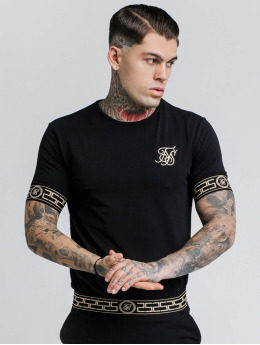 Sik Silk T-Shirt Cartel Lounge black