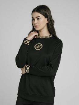 Sik Silk trui Luxury Poly zwart