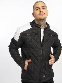 Sixth June Демисезонная куртка Regular Biker черный