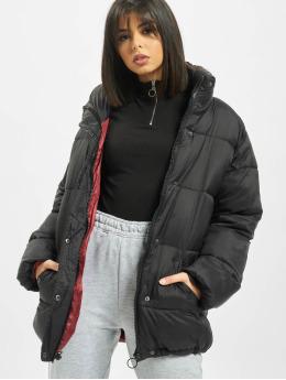 Sixth June Зимняя куртка Long Down черный