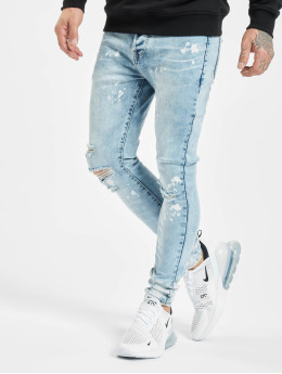 Sixth June Облегающие джинсы Skinny  синий