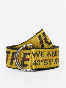 Sixth June Belt Streetstyle yellow
