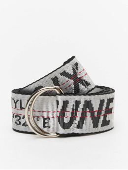 Sixth June Belts Streetstyle hvit