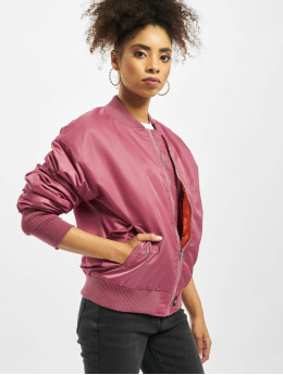 Sixth June Bomberjacke Oversized  pink