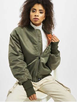 Sixth June Bomberjakke Oversized khaki