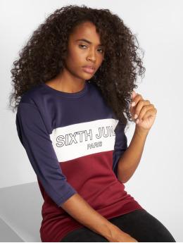 Sixth June Camiseta de manga larga America azul
