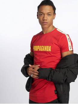 Sixth June Camiseta Propaganda rojo