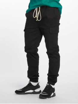 Sixth June Cargo pants Strings  black