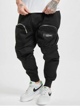 Sixth June Cargo pants Front Zip Pocket black