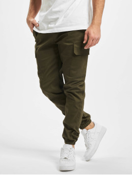 Sixth June Cargobroek Strings khaki
