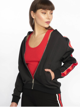Sixth June Chaqueta de entretiempo Satin Band  negro
