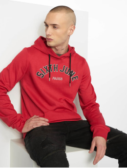 Sixth June Hoody College rot