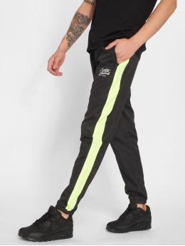 Sixth June Jogging kalhoty Stripe čern