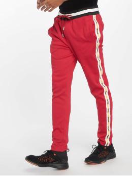 Sixth June Jogging kalhoty Propaganda červený