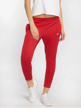 Sixth June Jogging kalhoty Monochrome  červený
