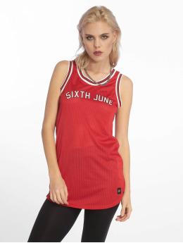 Sixth June Klänning Basketball Mesh röd