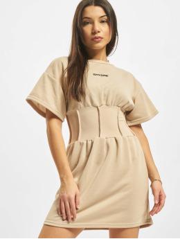 Sixth June Kleid Essential Corset  beige