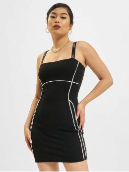 Sixth June Kleid Sexy Lines schwarz