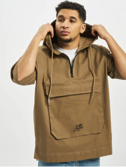 Sixth June Lightweight Jacket Baris  brown
