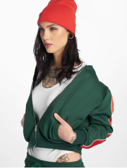 Sixth June Lightweight Jacket Satin Band green