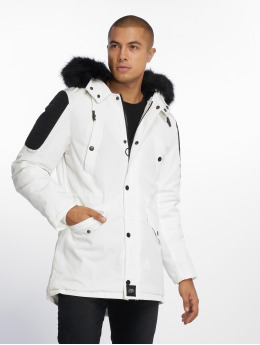 Sixth June Manteau Biker blanc