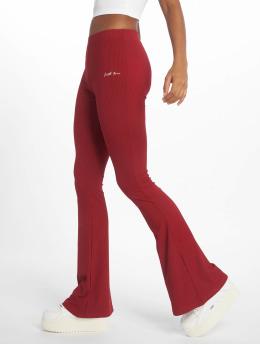 Sixth June Pantalon chino Rib  rouge