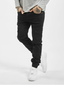 Sixth June Pantalone Cargo Tim  nero
