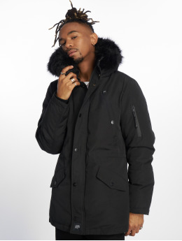 Sixth June Parka Heating black