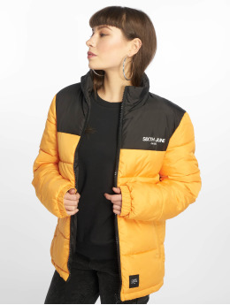 Sixth June Puffer Jacket Bubble black