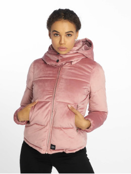 Sixth June Frauen Puffer Jacket Down in pink