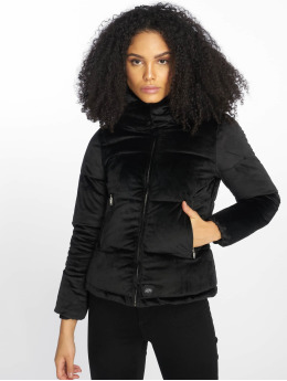 Sixth June Puffer Jacket Down schwarz