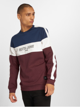 Sixth June Pullover Tricolor blue