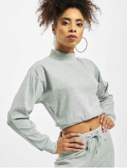 Sixth June Pullover Knitted  gray