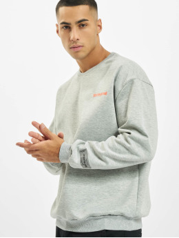 Sixth June Pullover Reflective  gray