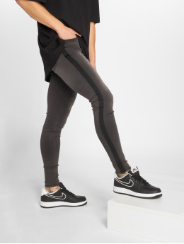 Sixth June Skinny Jeans Tape grau
