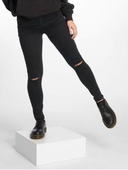 Sixth June Skinny Jeans Desi schwarz