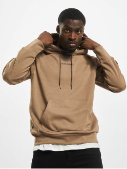 Sixth June Sweat capuche Basic  brun
