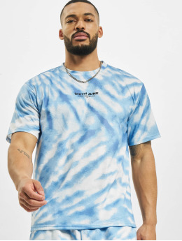 Sixth June T-Shirt Tie Dye blau