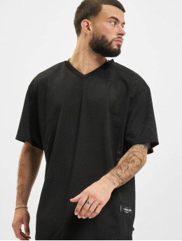 Sixth June T-Shirt Mesh  schwarz