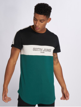 Sixth June T-Shirt Tricolor vert