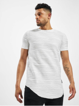 Sixth June T-Shirt Sixth June Rounded Bottom Ma white