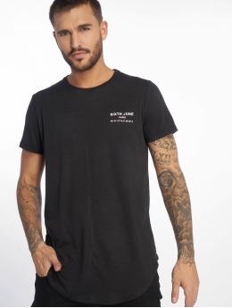 Sixth June t-shirt Rounded zwart