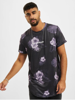 Sixth June T-skjorter Bw Palm svart
