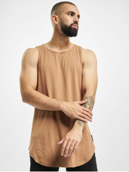 Sixth June Tank Tops Classic brown