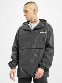 Sixth June Transitional Jackets Reflective Pull On svart
