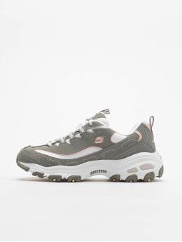 Skechers Sneakers D'Lites Biggest Fan grey