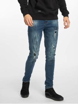 Sky Rebel Skinny Jeans Emil modrý