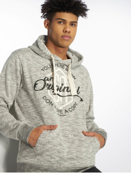 Sky Rebel Sweat capuche Nico gris